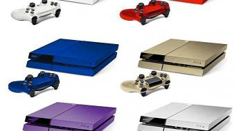 Video games consoles playstation 4 wallpaper