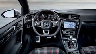 Volkswagen golf gti vw wallpaper