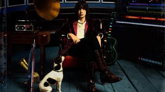 Young guitars the strokes julian casablancas Wallpaper