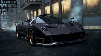 Zonda r need for speed most wanted wallpaper