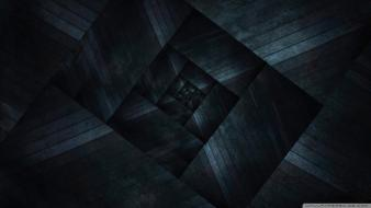 Artwork squares photo manipulation triangles wallpaper
