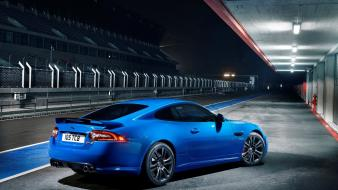 Blue cars jaguar xkr geneva Wallpaper