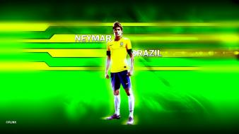 Brazil fussball neymar football player futbol futebol wallpaper