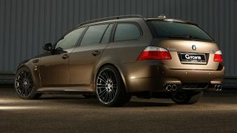 Cars bmw m5 hurricane touring g power rs Wallpaper