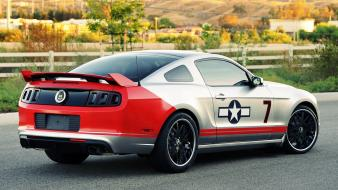 Cars ford vehicles mustang shelby gt350 automobile wallpaper