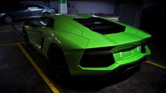 Cars lamborghini vehicles aventador lp700-4 wallpaper