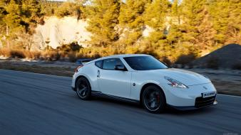 Cars nissan 370z 2014 nismo wallpaper