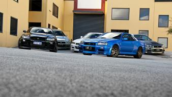 Cars nissan skyline wallpaper