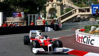 Cars sports formula one monaco grand prix wallpaper