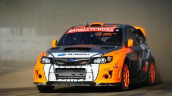 Cars subaru race impreza wrx sti racing wallpaper
