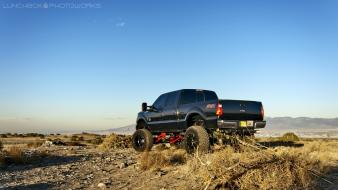 Cars tuning ford f250 wallpaper