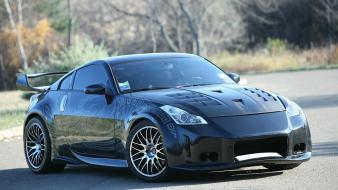 Cars tuning nissan 350z lifestyle news wallpaper