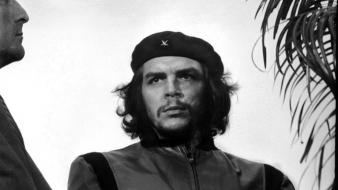 Che revolution guevara monochrome murderer wallpaper
