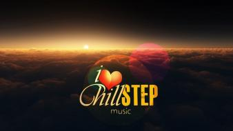 Chill chillstep musiclovers out wallpaper