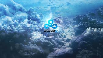 Clouds league of legends wallpaper