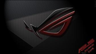 Computers asus brands logos components wallpaper