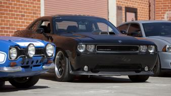Dodge wheels fast and furious challenger 6 wallpaper