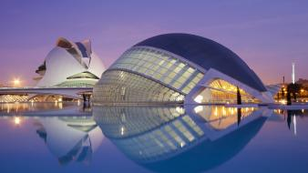 Europe spain valencia cities Wallpaper