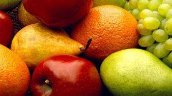 Fruits colors strong fresh vitamins Wallpaper