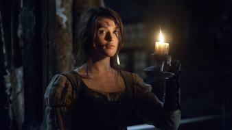 Gemma arterton hansel and gretel: witch hunters wallpaper