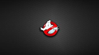 Grid ghostbusters logos wallpaper