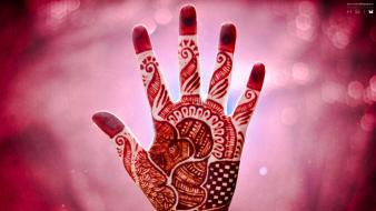 Hands henna hand up mehandi wallpaper