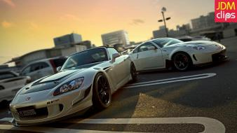 Honda s2000 jdm japanese domestic market sundown wallpaper