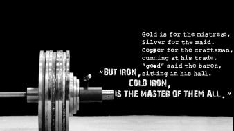 Iron bodybuilding weights motivation deadlift weightlifting fitspo Wallpaper