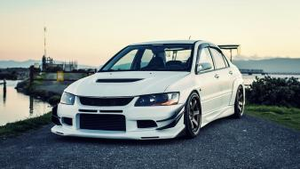 Lancer evolution x tuned car automobile mr wallpaper
