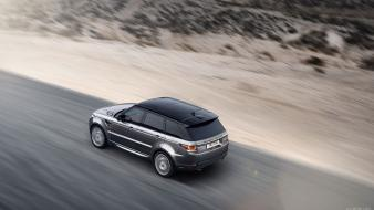 Land rover range 2014 sport wallpaper