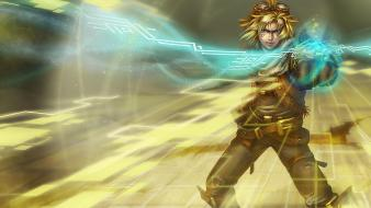 League of legends guy ezreal game lol Wallpaper