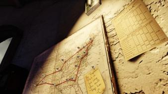Maps notes bioshock infinite wallpaper
