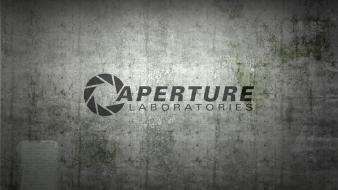 Minimalistic aperture laboratories wallpaper