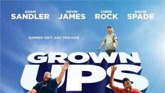 Movies adam sandler grown ups chris rock wallpaper