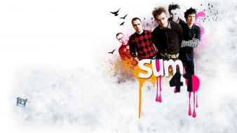 Music canadian sum 41 Wallpaper
