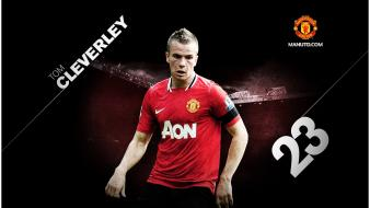 Old trafford football teams player cleverley legend wallpaper
