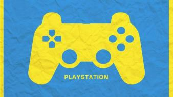 Playstation joypads n wallpaper
