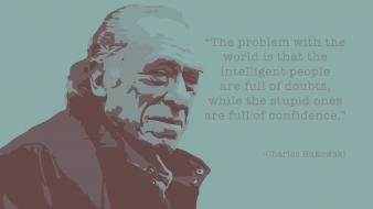 Quotes writers charles bukowski wallpaper