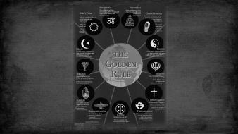 Rules golden religion islam religious rule wallpaper