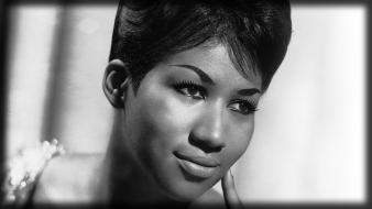 Singers haircut cheeks gospel makeup aretha franklin Wallpaper