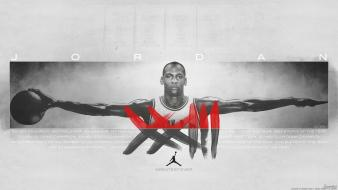 Sports nba basketball michael jordan chicago bulls player Wallpaper