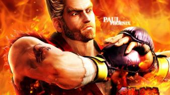 Tekken fighting 6 5 game namco bandai wallpaper