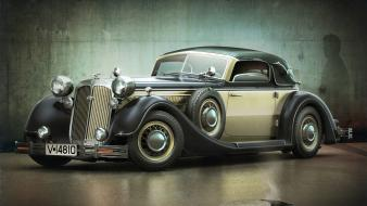 Vehicles horch Wallpaper