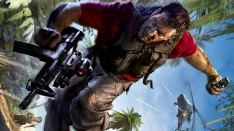 Video games far cry cry: vengeance Wallpaper
