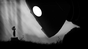 Video games the iron giant wallpaper