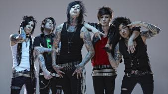 Vincent derek jones ryan seamen ronnie radke Wallpaper