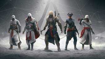 3 connor kenway ezio auditore da firenze wallpaper
