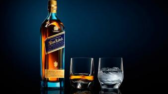 Alcohol whiskey liquor whisky johnnie walker scotch wallpaper