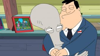 American dad stan smith roger wallpaper