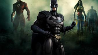 Batman gods injustice: among us injustice wallpaper